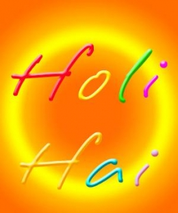 Happy holi ! , happy holi,colorful holi,holi festival,holi wishes,holi greetings