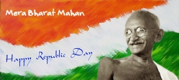 Mera Bharat Mahan, Happy Republic Day , Mera bharat mahan,republic day