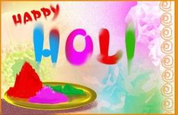 Happy Holi (Rango ki holi) , happy holi,colorful holi,holi festival,holi wishes,holi greetings