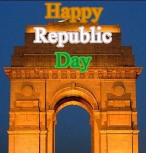 Happy Republic Day , republic day