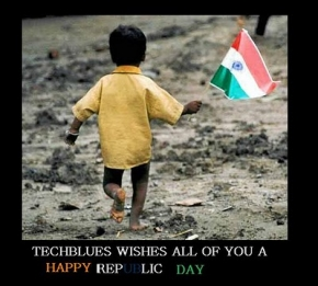 Techbules wishes all of you you a Happy Republic Day , republic day
