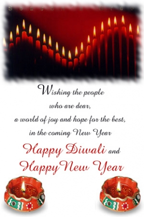 Wishing the people who are dear, a world of joy and hope for the best, in the coming new year Happy Diwali and Happy New Year , happy diwali,deepawali greetings,deepawali wishes 2013