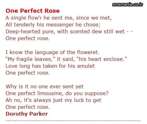 Valentine Poetry