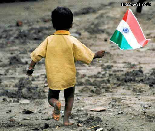 Child Celebrating Independence Day Independence Day Images