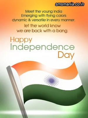 Meet The Young India Emerging With Flying Colors Dynamic And Versatile In Every Manner. Let The World Know We Are Back With A Bang. Happy Independence DayIndependence Day Images