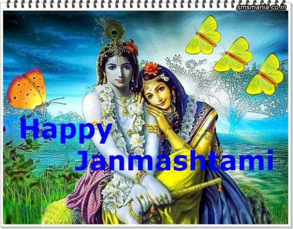 Happy Janmashtami (8)Krishna Janmasthami