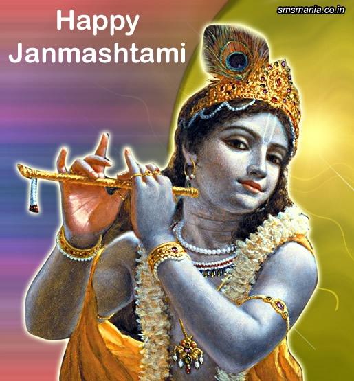 Happy JanmashtamiKrishna Janmasthami