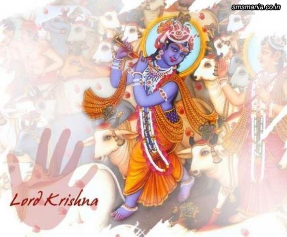 Lord Krishna Krishna Janmasthami