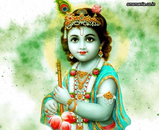 Lovely Krishna WallpaperKrishna Janmasthami