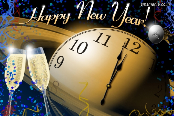 Party Celebration And New Year CountdownNew Year