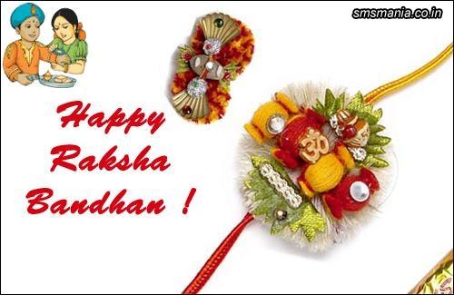 Happy Raksha BandhanRaksha Bandhan